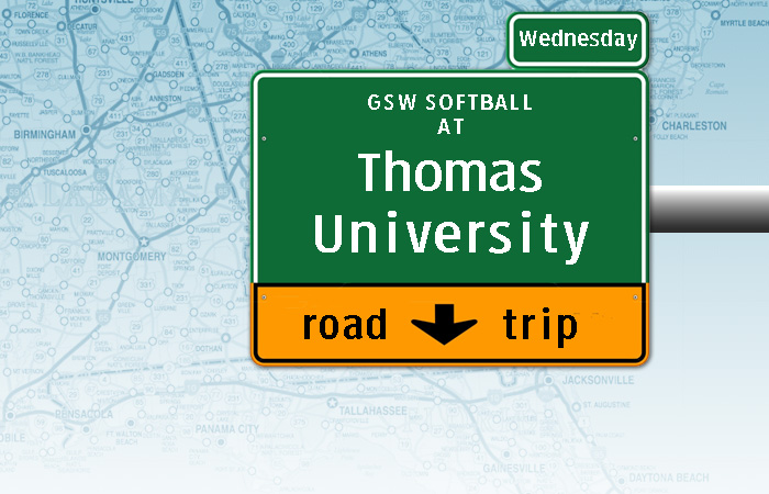 Softball Travels to Thomasville, Ga.