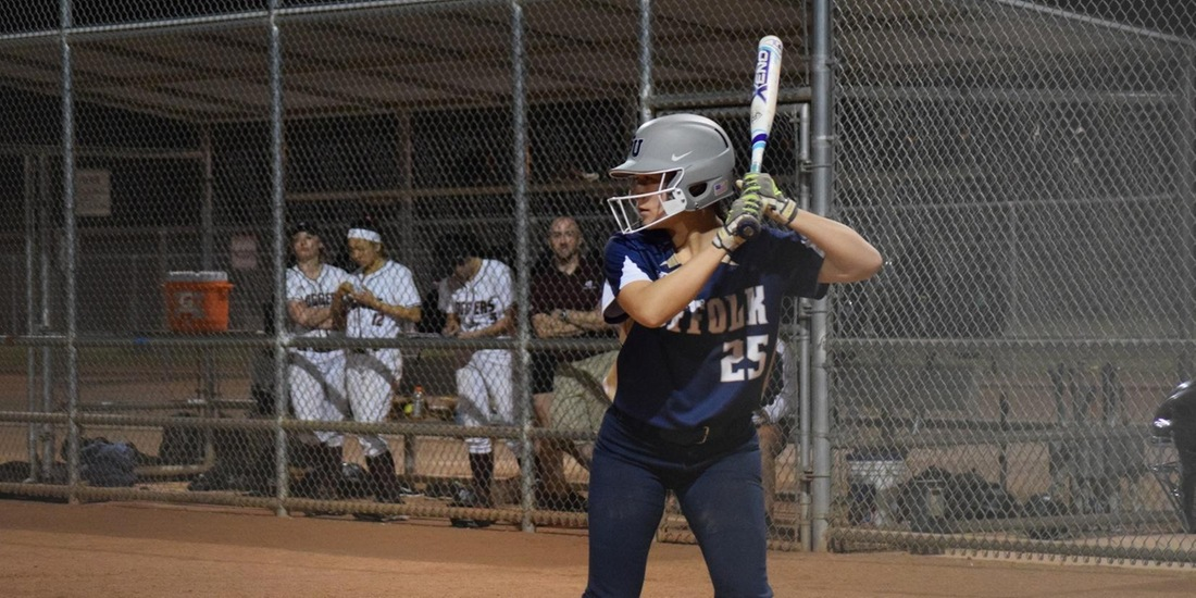 Softball Handles UMass Boston, 10-1, in Five