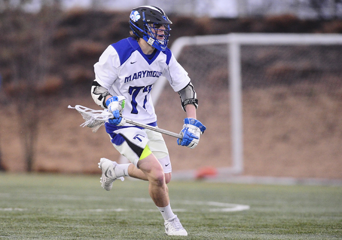 Men's lacrosse falls behind in final quarter, dropping season opener to Monarchs