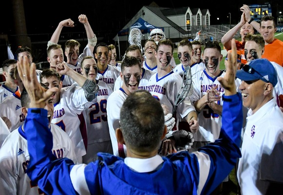 NEWMAC Championship Preview: No. 1 Coast Guard Welcomes No. 2 Springfield in Conference Final