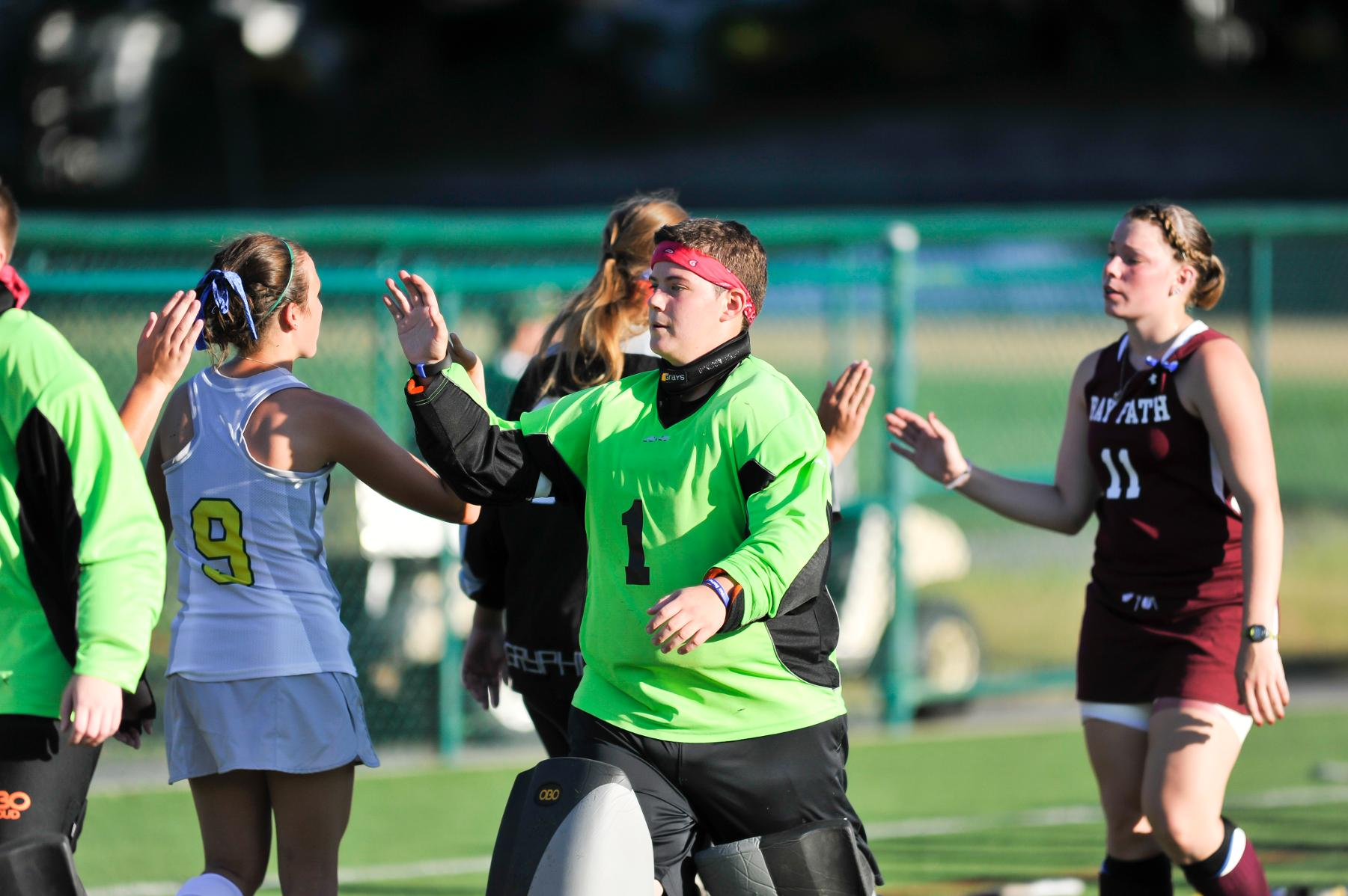 Meyer Selected to participate in NFHCA Senior All-Star Game