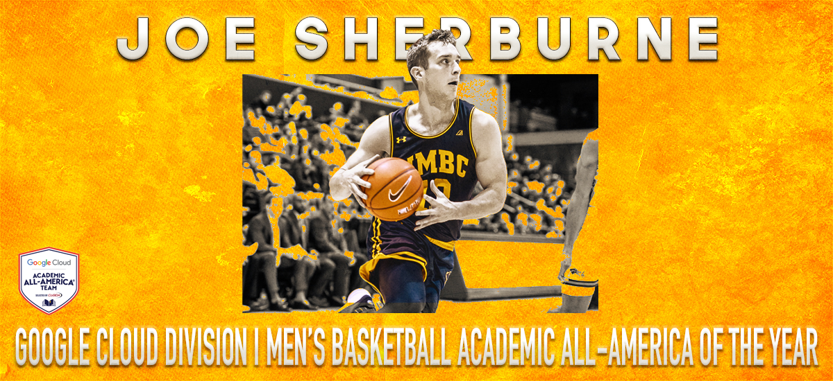 Joe Sherburne Named 2018-19 Academic All-America Team Member of the Year