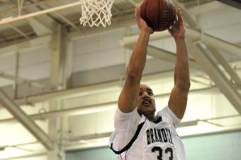 Greven and Emory shock Brandeis men, 64-63