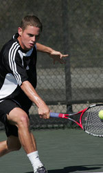 Tommy Hicks Captures Singles Title at Bronco Invitational