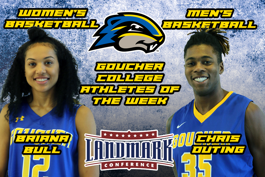 Outing and Bull Named Athletes of the Week