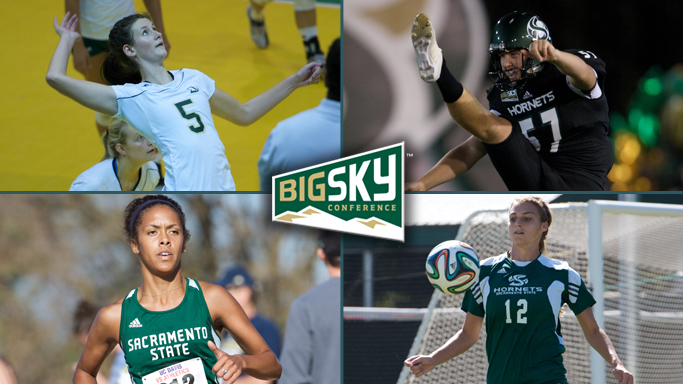 HORNET STUDENT-ATHLETES TOTAL 33 FALL BIG SKY ALL-ACADEMIC HONORS