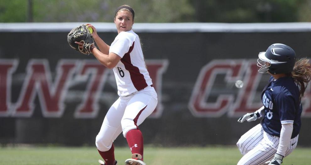 Softball Hosts Exhibition Double Header Saturday Beginning at Noon