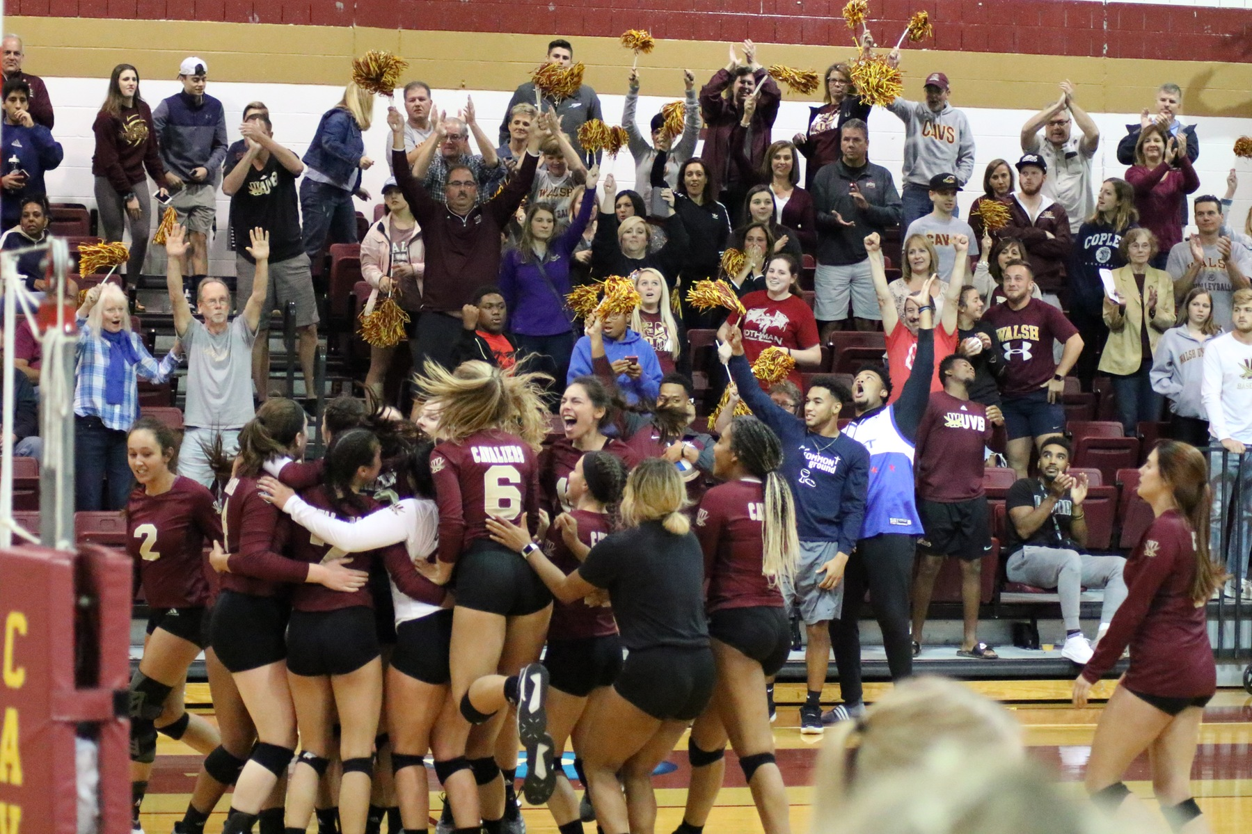 The North Reigns Supreme As Walsh Takes Down Malone In Five