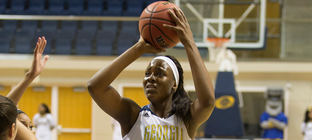 Whitton Double-Doubles In UNC Pembroke Win