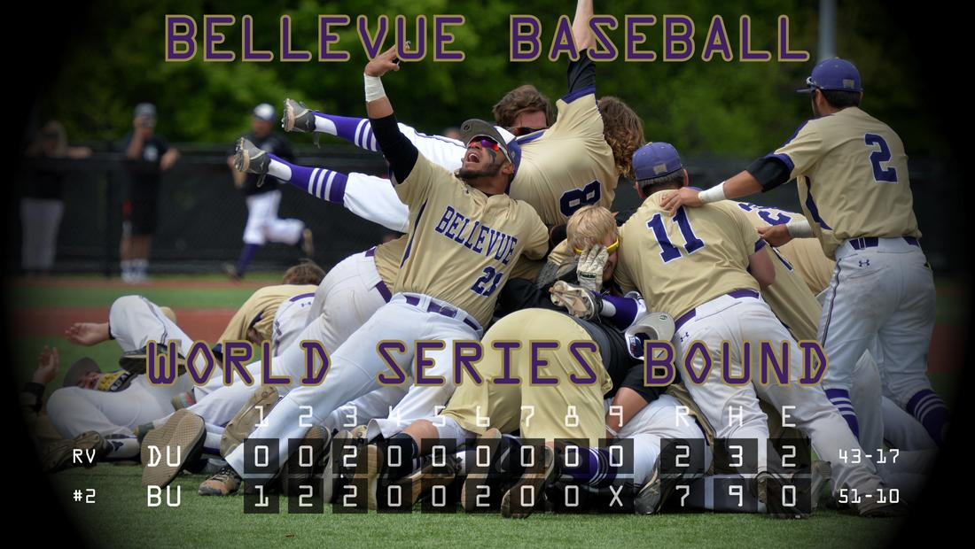 Bruin baseball headed to Avista-NAIA World Series for first time since 2008