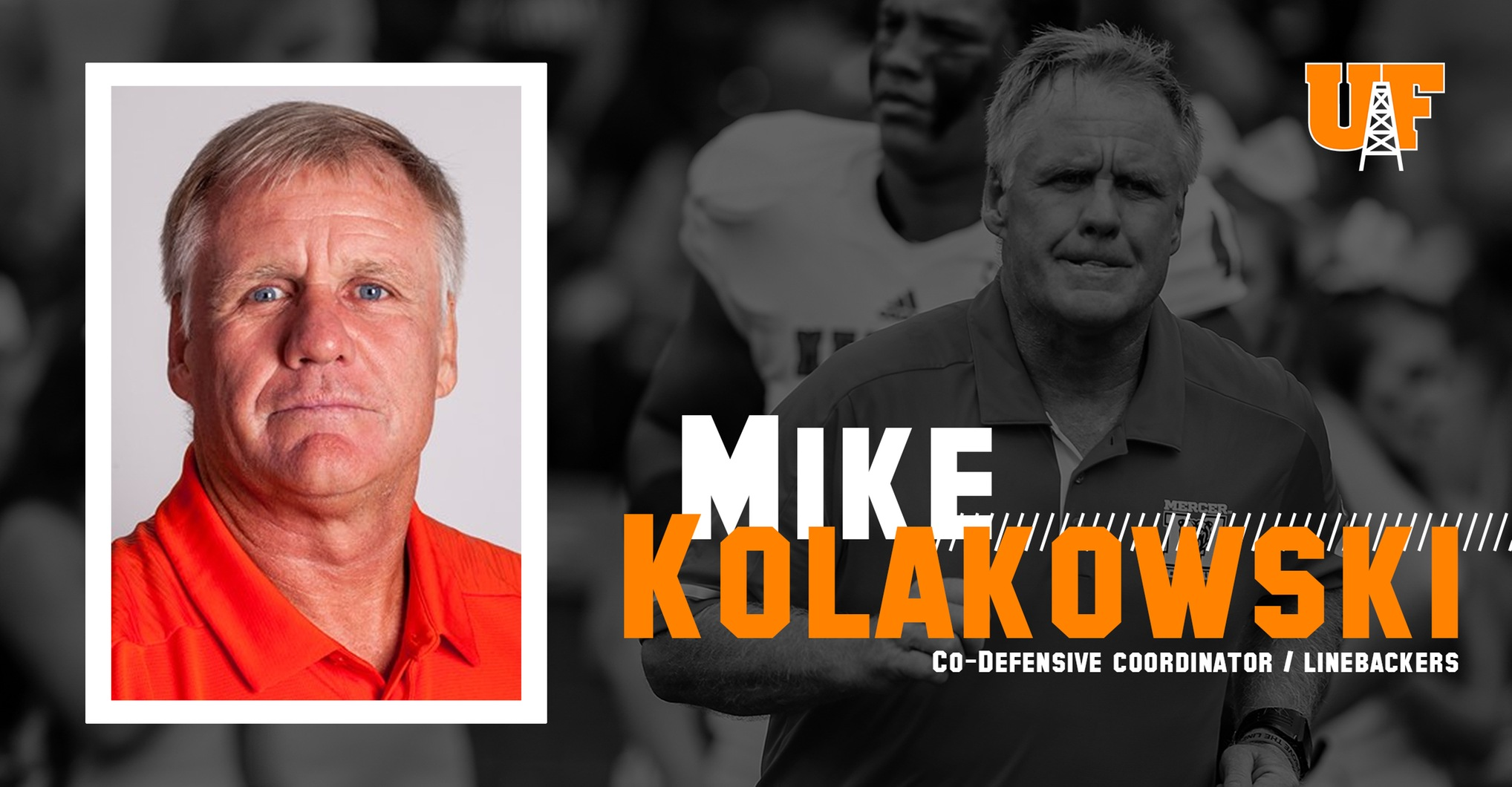 Kolakowski Hired as Co-Defensive Coordinator