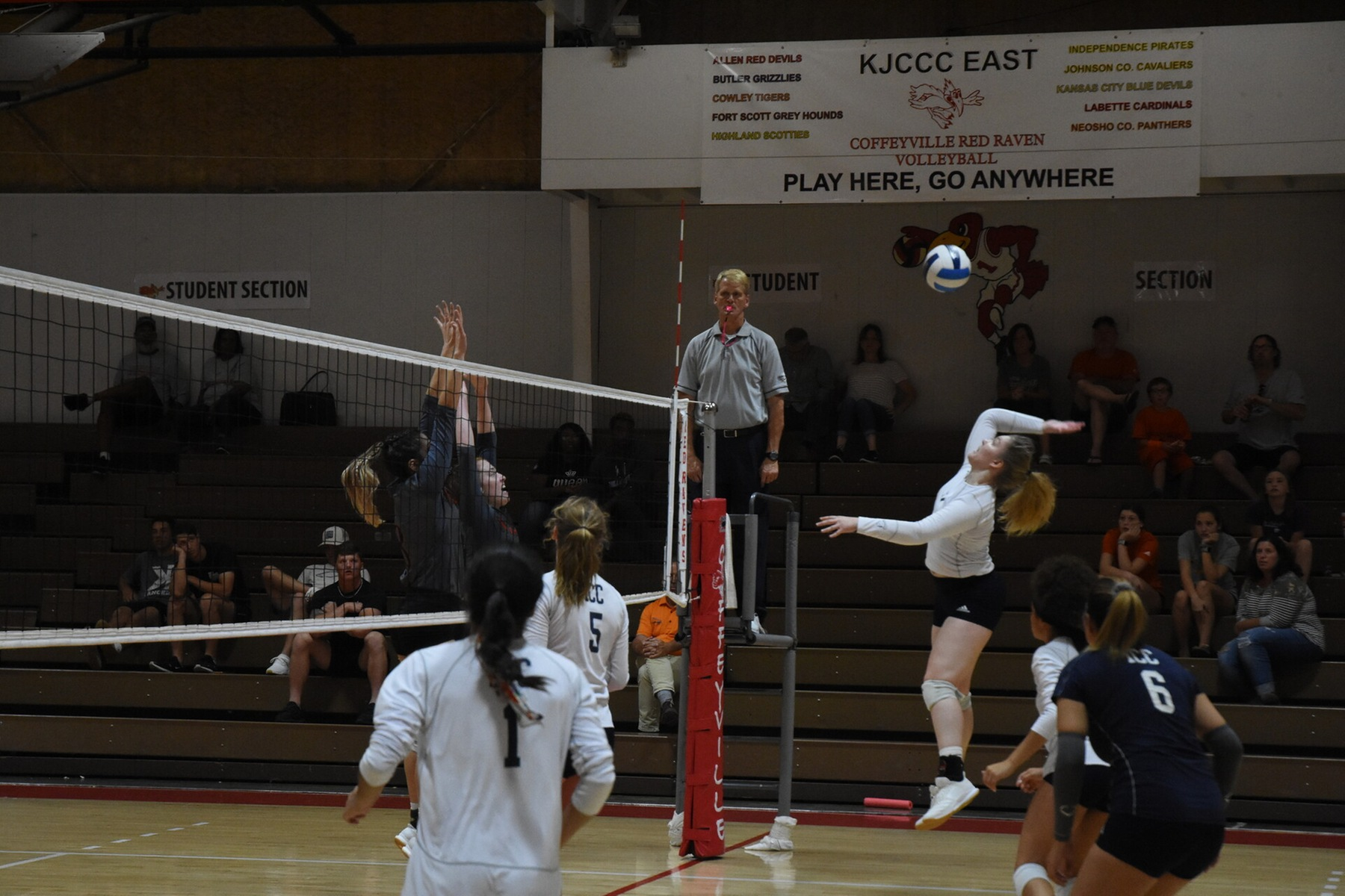 Pirates Volleyball victorious over host Dodge City