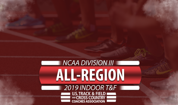 Four Track & Field Athletes Named USTFCCCA All-Region
