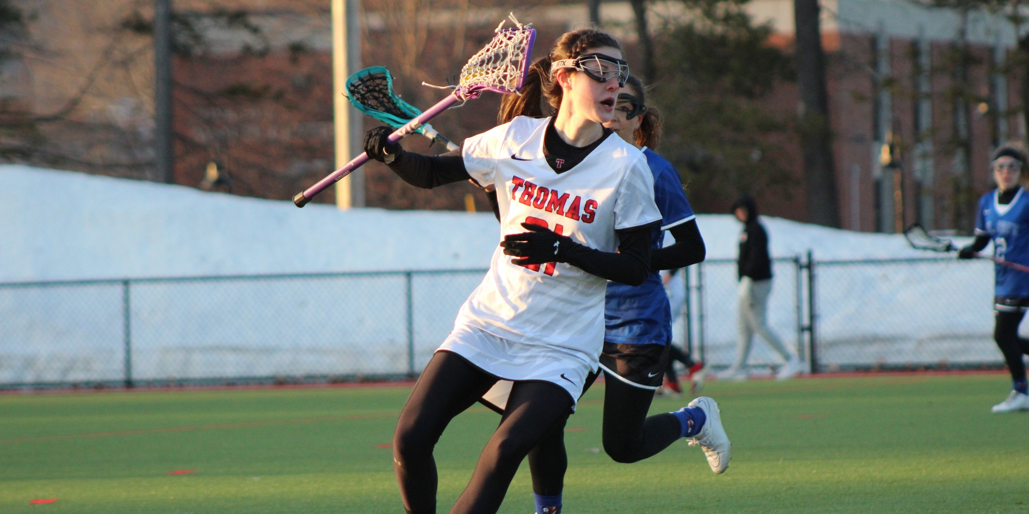 Terriers Grab First Win over Newbury, 10-5
