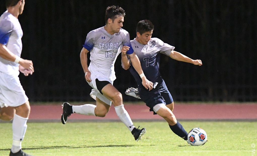 Men's Soccer Ranked No. 5 and No. 7 in Latest D3Soccer.com/United Soccer Coaches National Polls