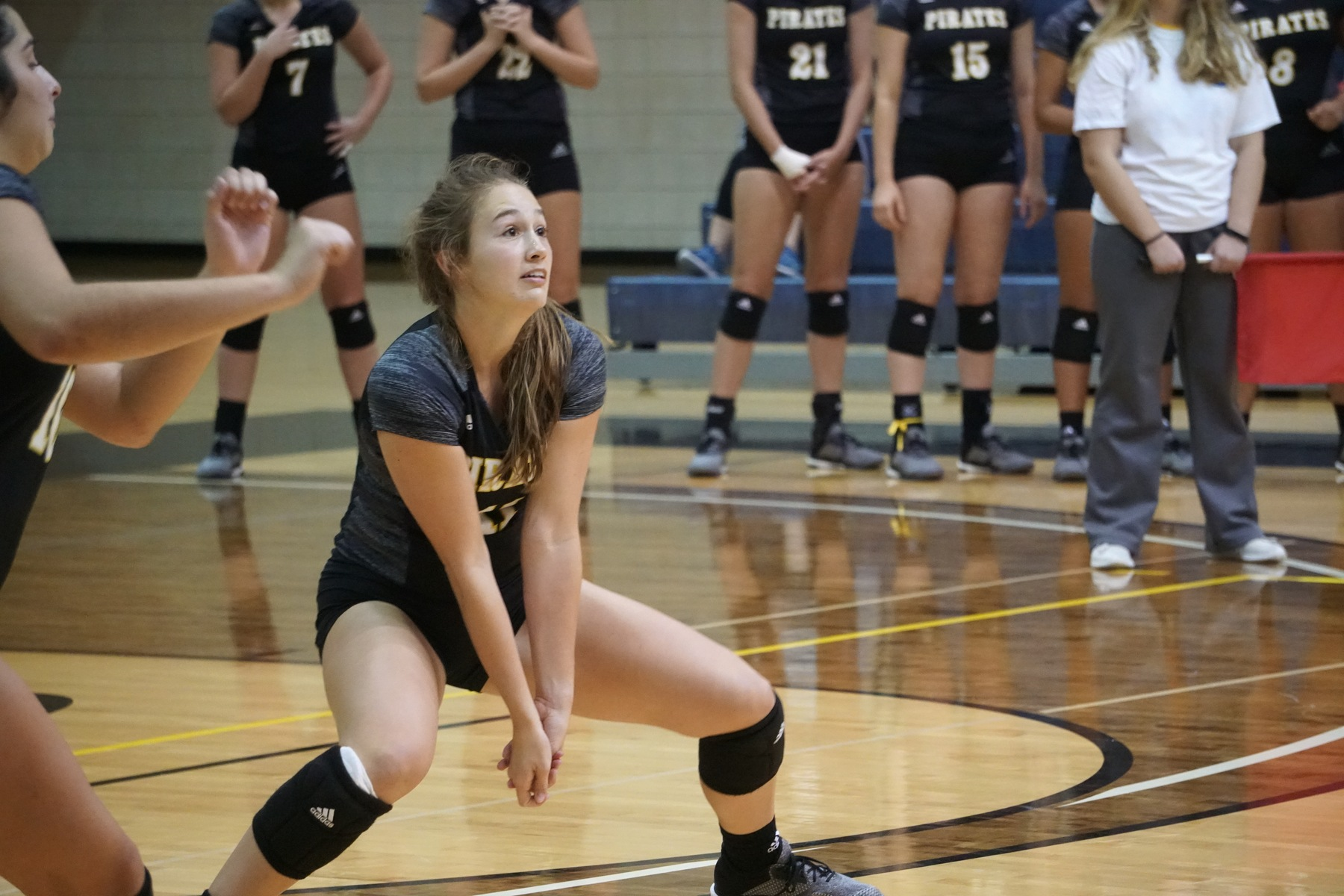 Volleyball Defeats Centenary With Efficient Attack