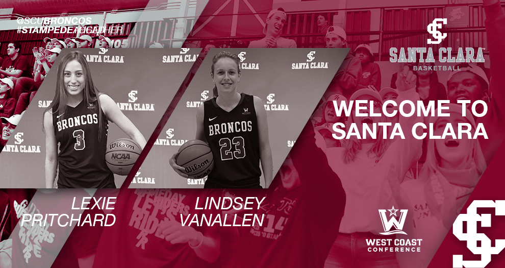 Women's Basketball Signs Two to National Letters of Intent