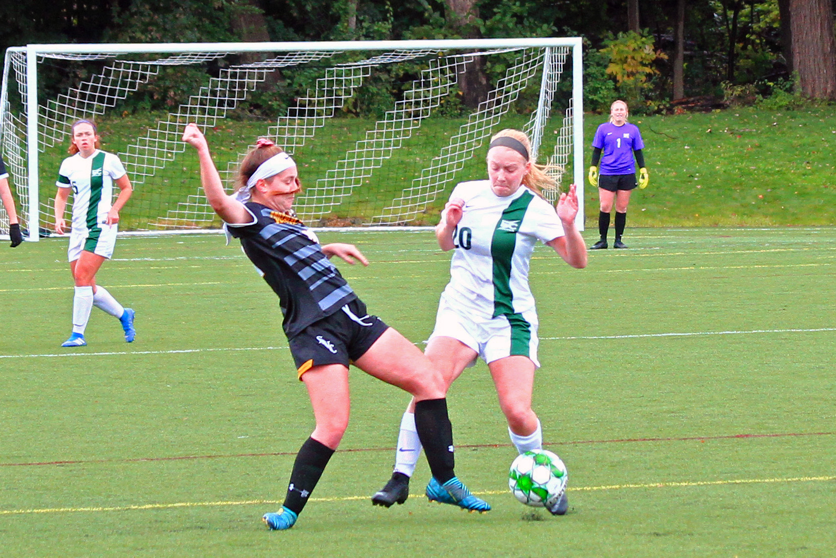 Women's Soccer Upset By Becker In NECC Quarterfinal