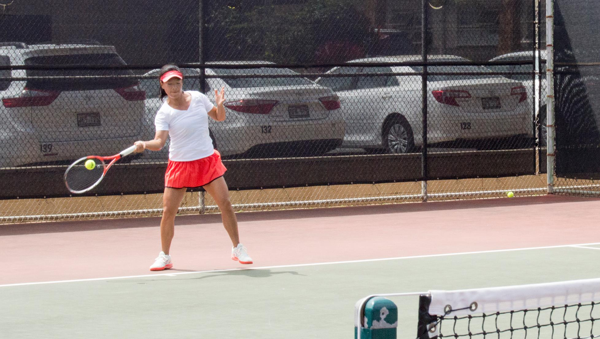 Zhang leads Seasiders to semifinals