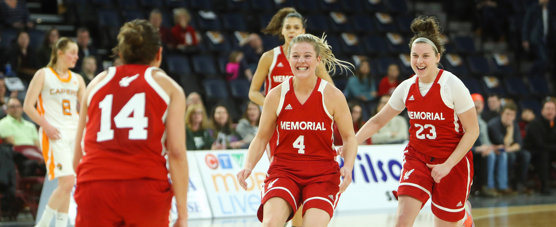 Sea-Hawks Advance to AUS Final