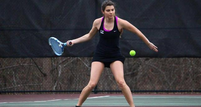 Madison Dixon won 20 games combined in singles and doubles while dropping just two