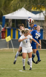 Roby's Late Goal Gives Gauchos 3-2 Road Win Over Cal State Northridge