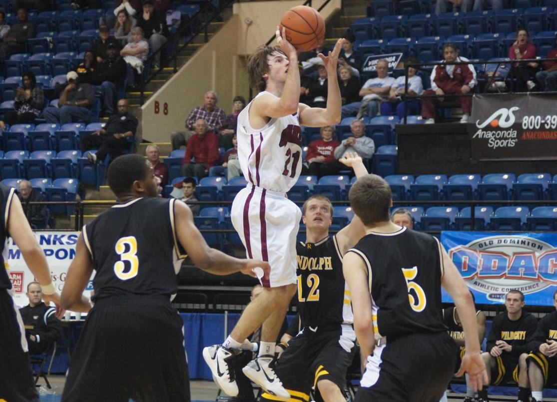 Quakers' Rally Falls Short In ODAC Tournament Loss to Randolph