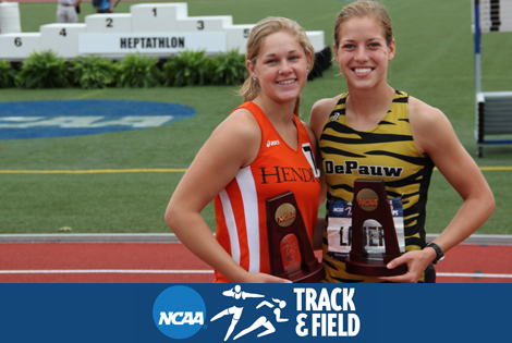 A Trio of SCAC Athletes Earn all-American Honors on Day Two of the NCAA Track and Field Championships