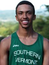 Southern Vermont's McCall Named NECC Runner of the Week