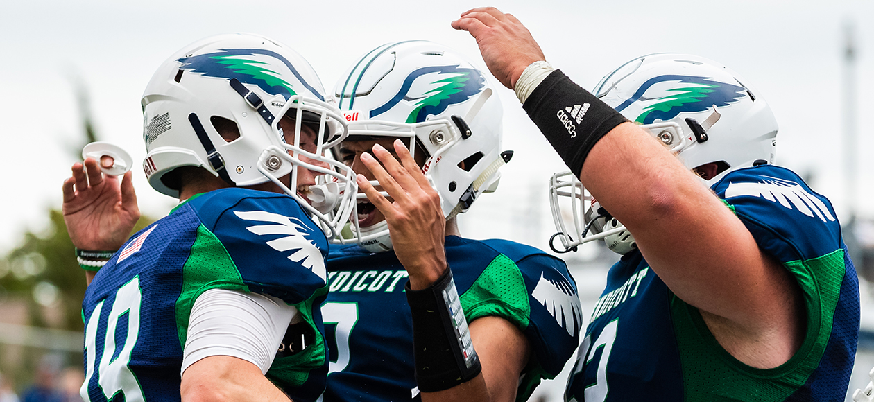 Endicott Stays Put At No. 3 In Latest Grinold Chapter New England Division III Football Weekly Rankings
