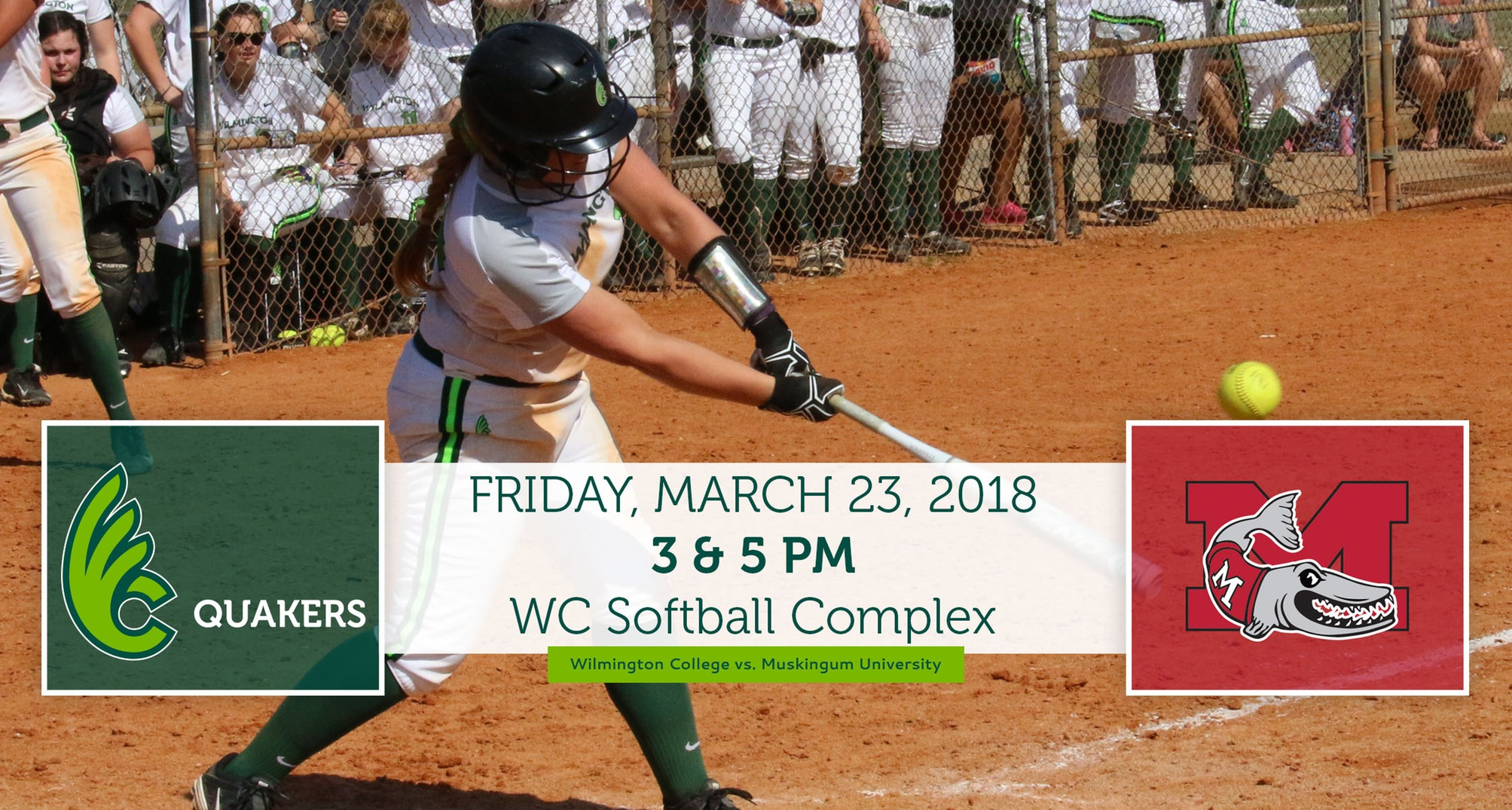 Softball Opens OAC Play With Muskingum on Friday