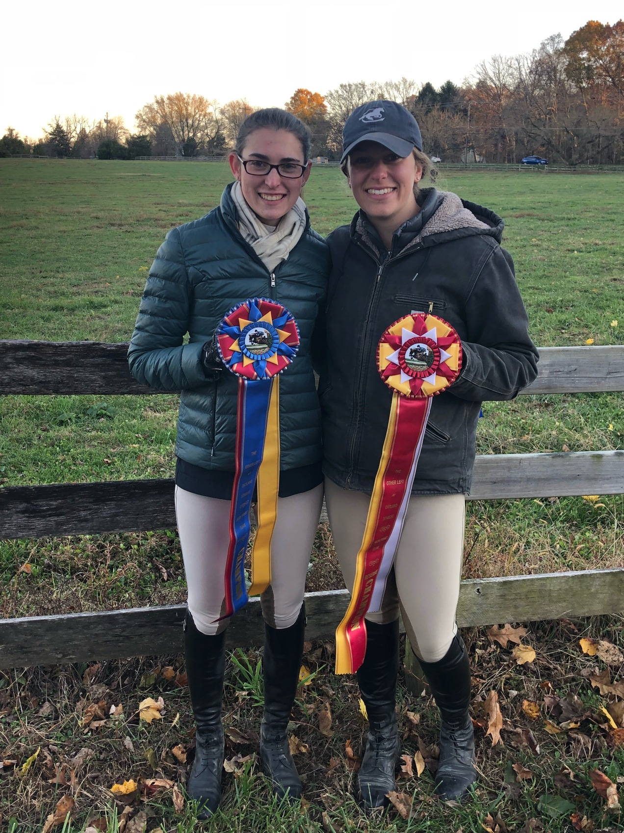 Goucher Takes High Point Team Title at Saturday IHSA Show in Gaithersburg