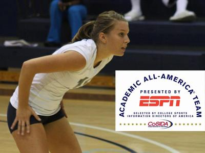 Ax Named Capital One Academic All-American