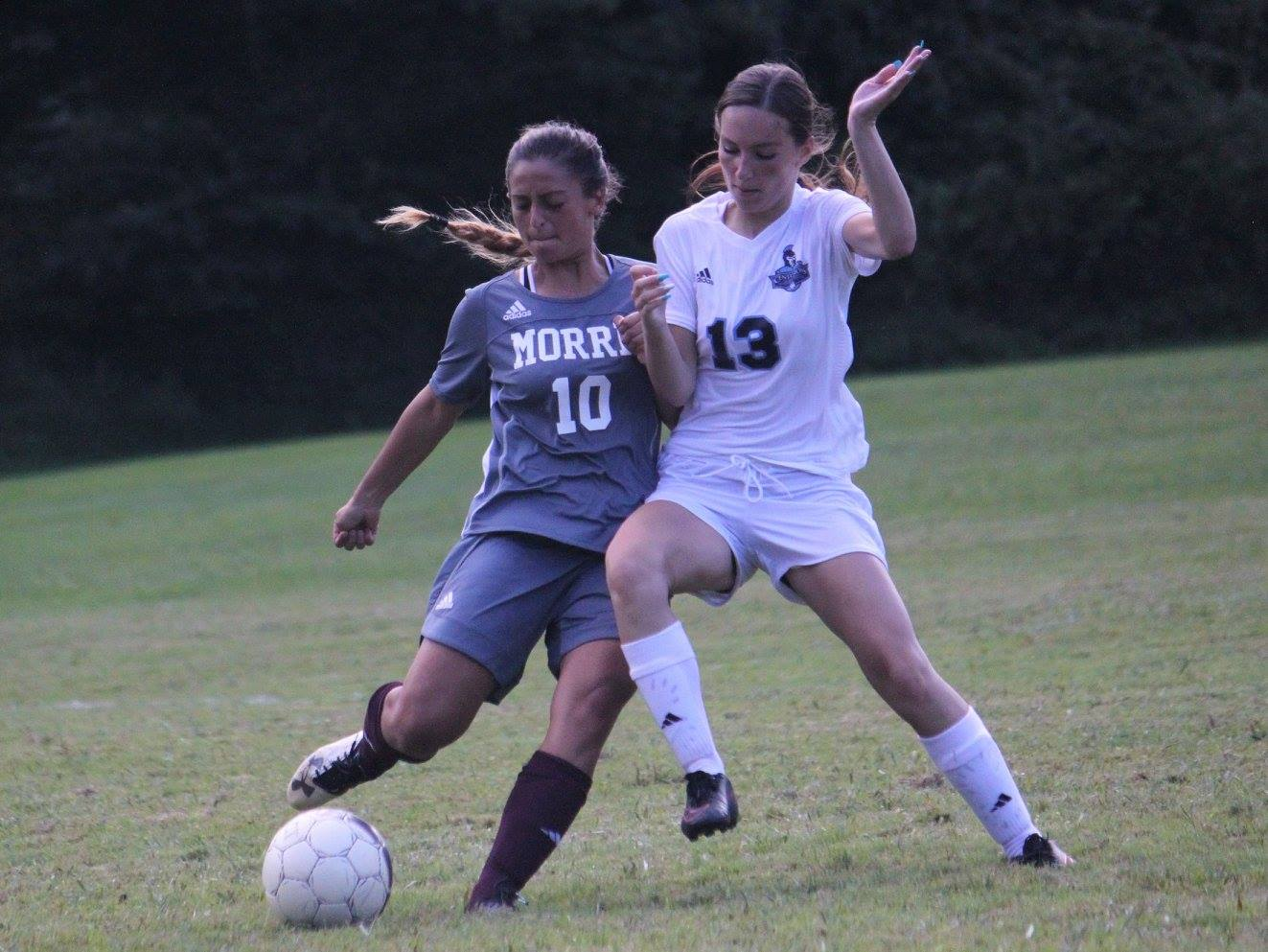 Cougars Tamed by Lady Centurions