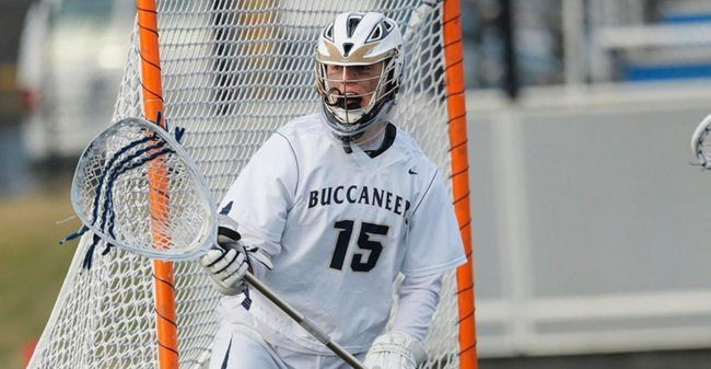 Dolan, Statile Combine For 19 Saves As Men's Lacrosse Drops NEWMAC Opener At Springfield