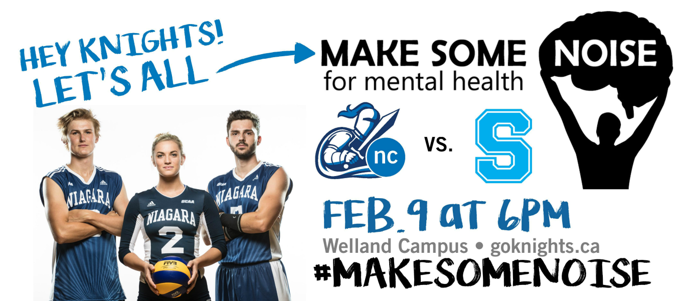 Niagara Knights set to #MakeSomeNoise for Mental Health