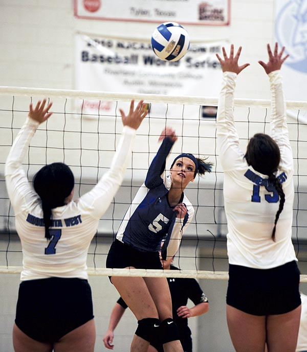 MCAC Volleyball Week 7 Players-of-the-Week: Southern Division