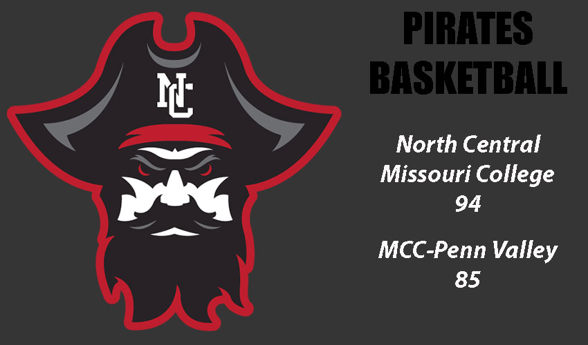 Pirates Knock Off #16 MCC-Penn Valley 94-85 On The Road