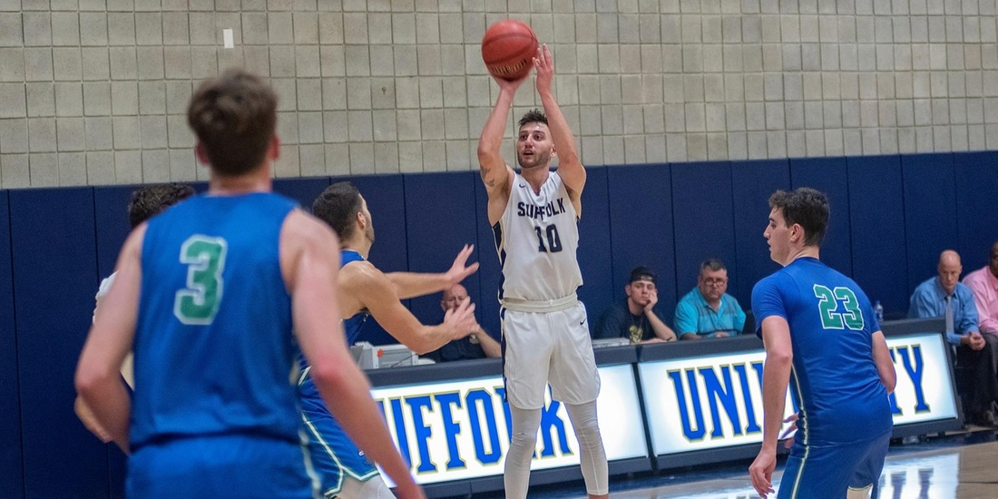 Men's Basketball Bests Framingham State, 79-61