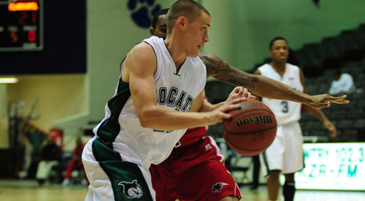 GC Men's Hoops Fells Francis Marion, 94-82