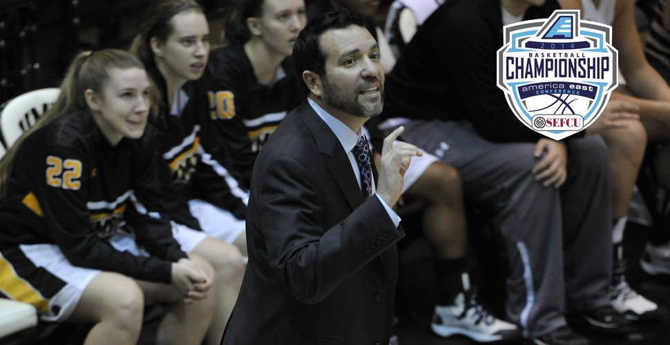 Stern Looks to Guide No. 7 UMBC to Another Cinderella Run at the America East Championships