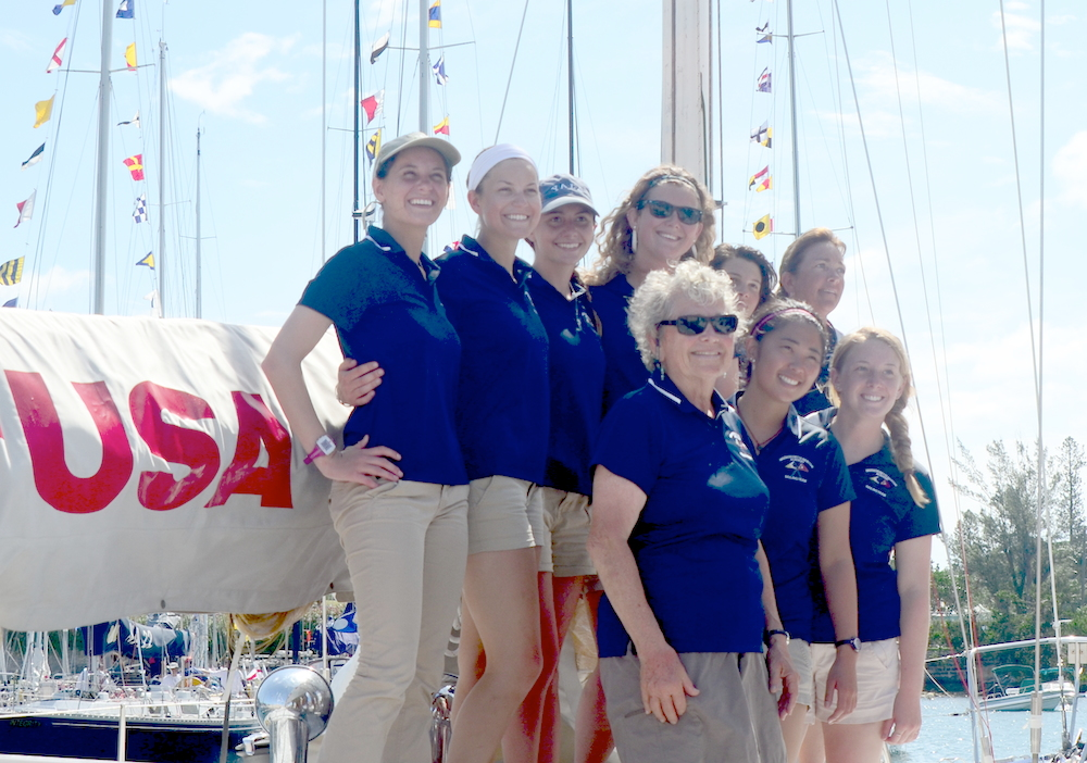Sailing Squads Make History In Prestigious 20th Biennial Marion To Bermuda Race