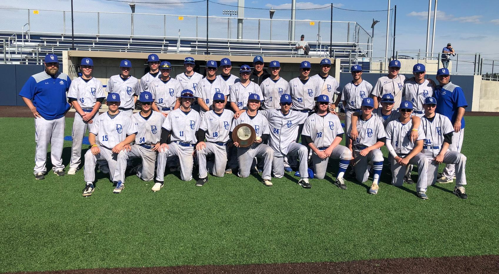 Baseball Sets School Record for Wins and Finishes the Season as Region XIII Runner-Up
