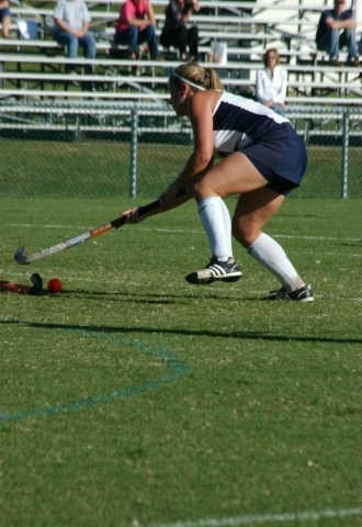 Haynor's Two Scores Help UMW Field Hockey Past Roanoke
