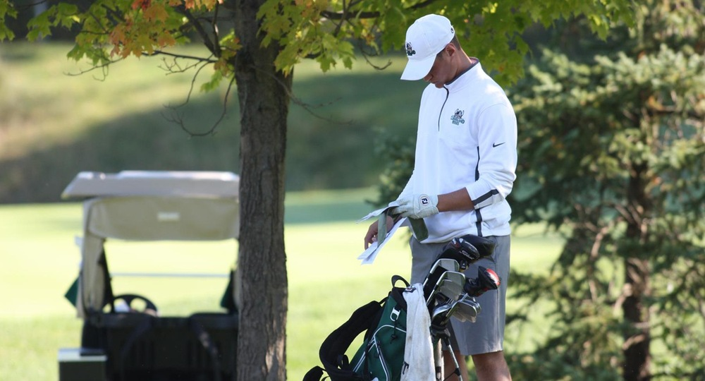 Infanti Finishes 11th at Seahawk Intercollegiate as Vikings Place Eighth