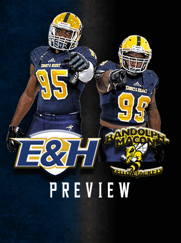 Emory & Henry Football Preview – Week Seven: Randolph-Macon