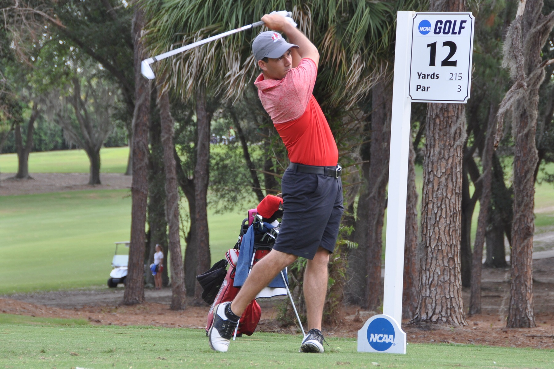 Senior Logan Lanier finished fourth at the NCAA Division III Championship to earn first team All-American honors.