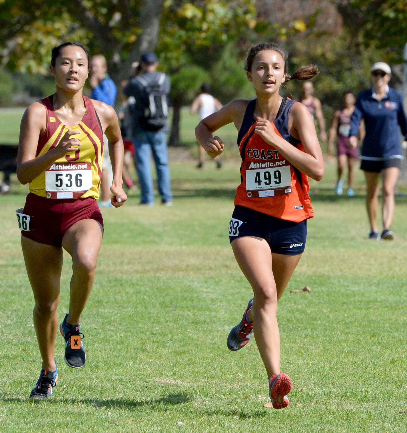 Pirate women claim fourth place at Brubaker Invitational