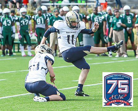 Chase Magsig named ECAC Division III Northeast Special Teams Player of the Week