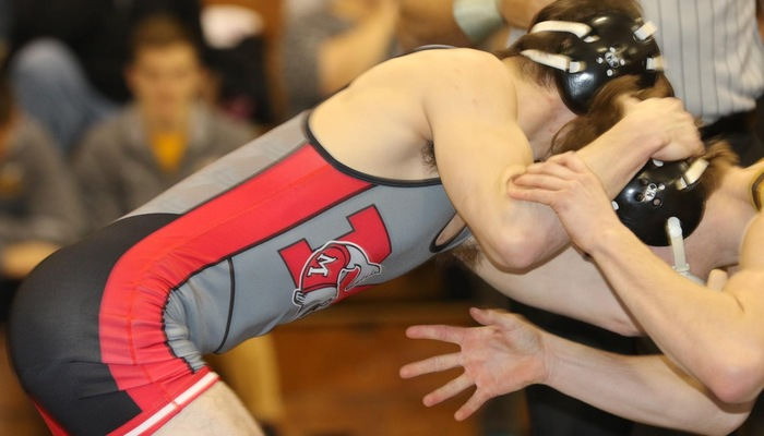 Muskies compete at the Washington & Lee Duals